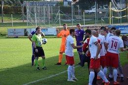 1:2 Niederlage gegen Dorf